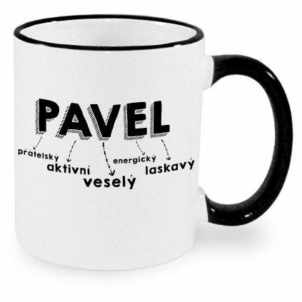 Hrnek - Pavel