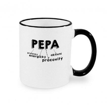 Hrnek - Pepa