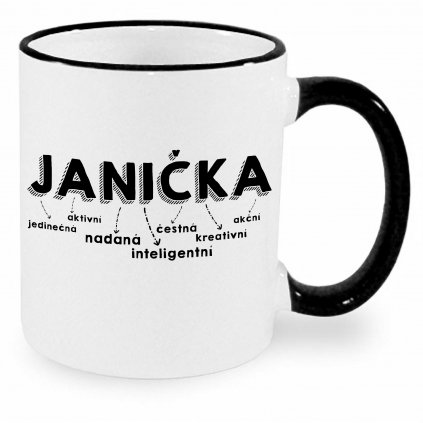 Hrnek - Janička