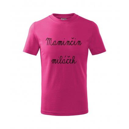 Dětské tričko Maminky miláček
