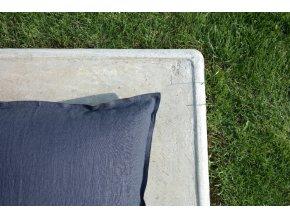 povlak na polštářek černá - různé varianty