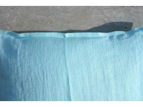 povlak na polštářek mintová - více velikostí - SLEVA