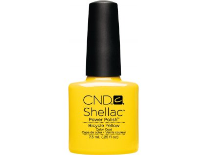 SHELLAC - bicycle yellow 7,3 ml