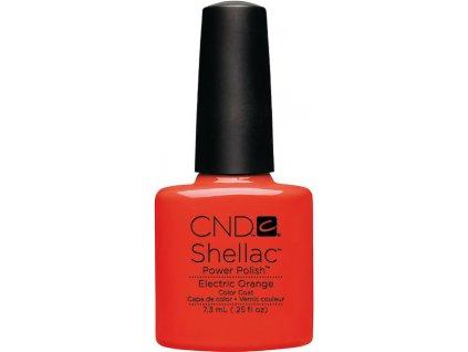 SHELLAC - electric orange 7,3 ml