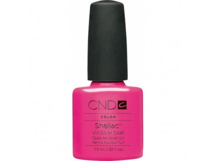 SHELLAC - hot pop pink 7,3 ml