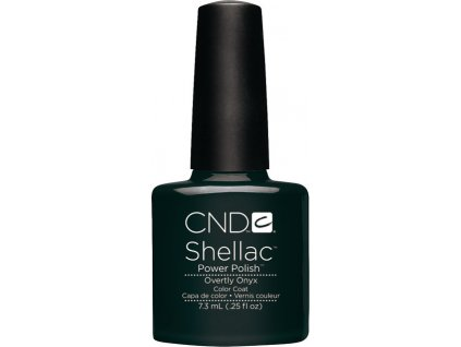 SHELLAC - overtly onix 7,3 ml
