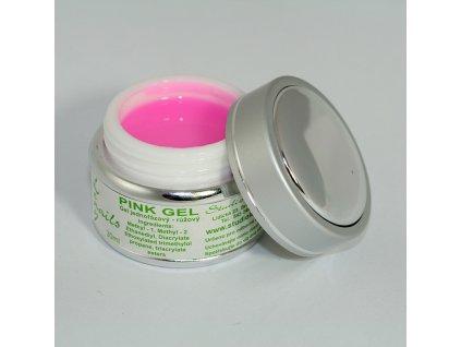 pink gel jednofazovy
