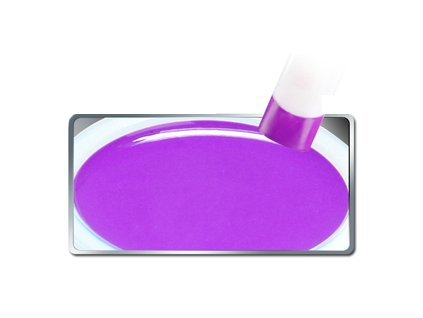 Barevný gel lilla pink 5 ml