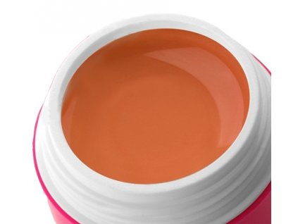 Barevný gel bright coffee 5 ml