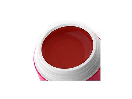 Barevný gel clared red 5 ml