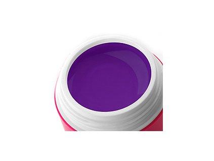 Barevný gel flower violet 5 ml