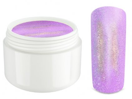 Barevný gel mermaid purple 5 ml