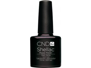 SHELLAC - dark dahila 7,3 ml