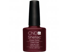 SHELLAC - dark lava 7,3 ml