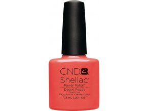 SHELLAC - desert poppy 7,3 ml
