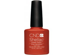 SHELLAC - fine vermilion 7,3 ml