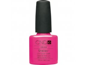 SHELLAC - hot pop pink 7,3 ml
