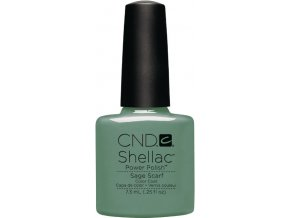 SHELLAC - sage scarf 7,3 ml