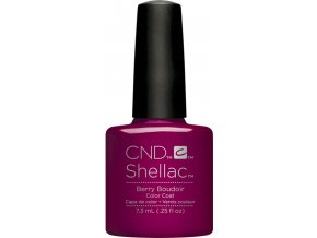 SHELLAC BERRY BOUDOIR