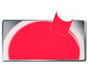 Barevný gel neon cyclam 5 ml