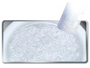 Barevný gel white star 5 ml