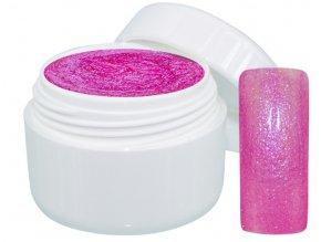 Barevný gel extreme glimmer pink 5 ml
