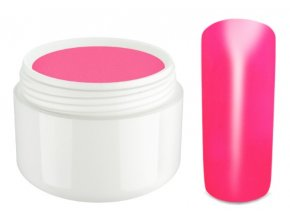 Barevný gel neon pink 5 ml