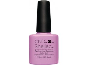 SHELLAC - beckoning begonia 7,3 ml