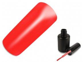 Gel lak flame red 15 ml