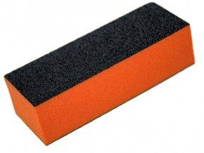 Blok leštící oranžový