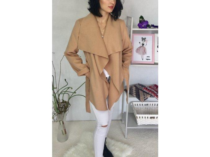 Kabát Emma krátký