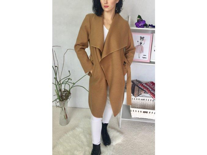 Kabát Emma dlouhý