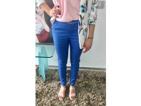 Kalhoty Freesia blue