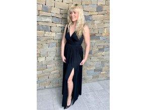 Šaty Lussy černá