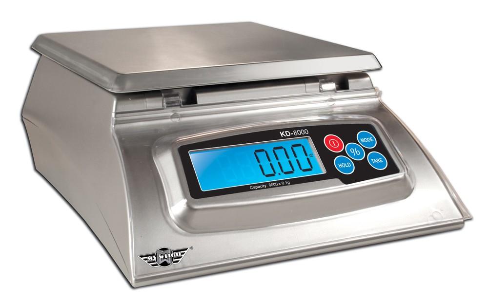 Kontrolní váha MyWeigh KD-8000