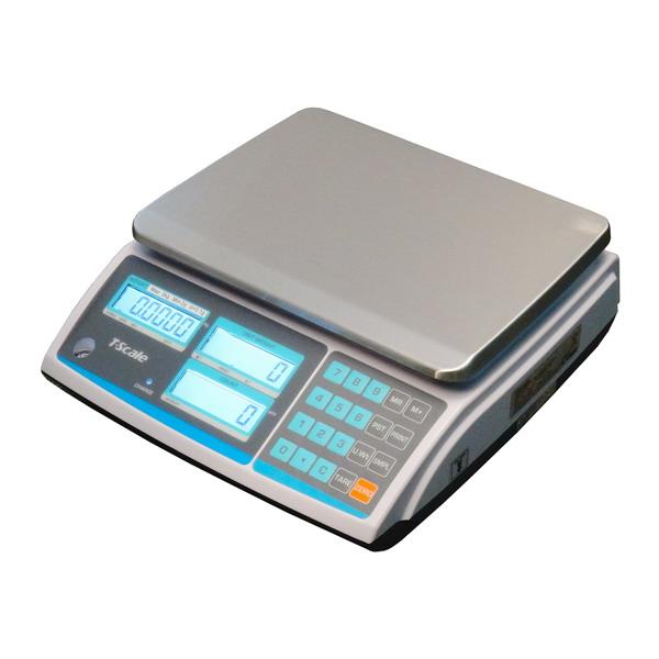 Počítací váhy TScale ZHC