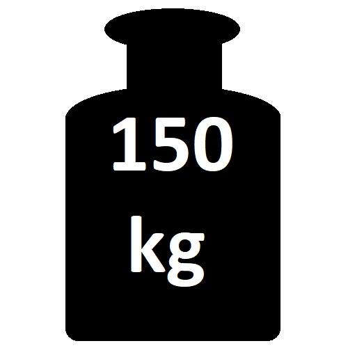 do 150 kg