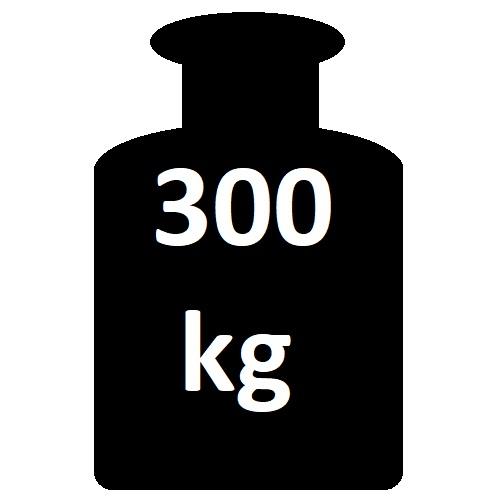 do 300 kg