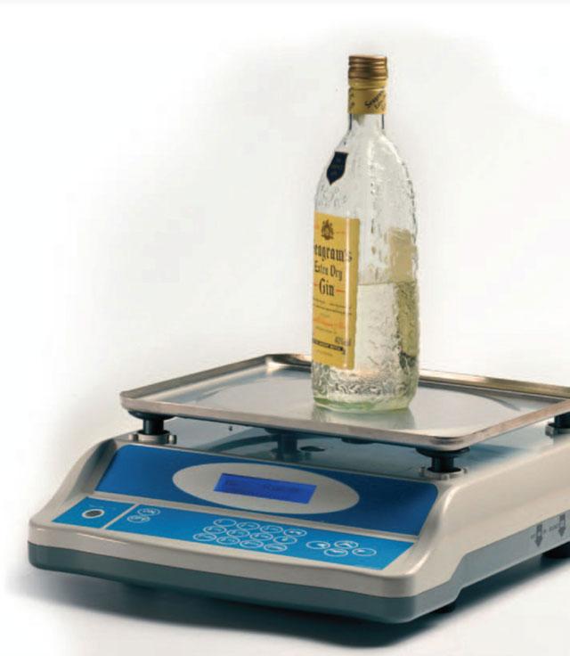 Váhy pro restaurace