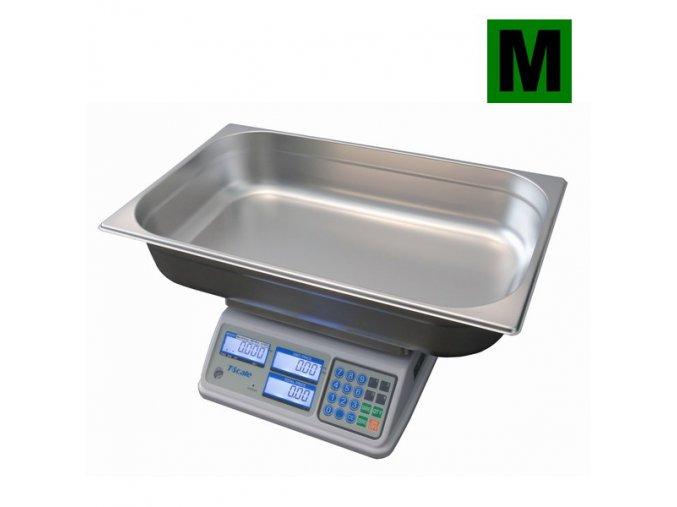TSCALE SP-MR, 6/15kg, 530mmx325mm