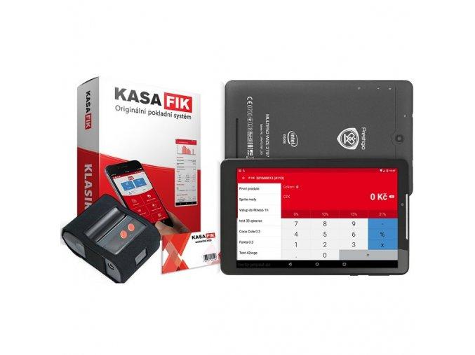 KASA FIK KLASIK - PTP-II tiskárna (2 Základní zprovoznění a certifikace (+800 Kč bez DPH))