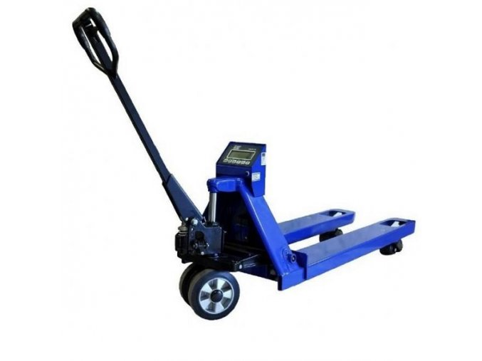vážicí vozík KPZ