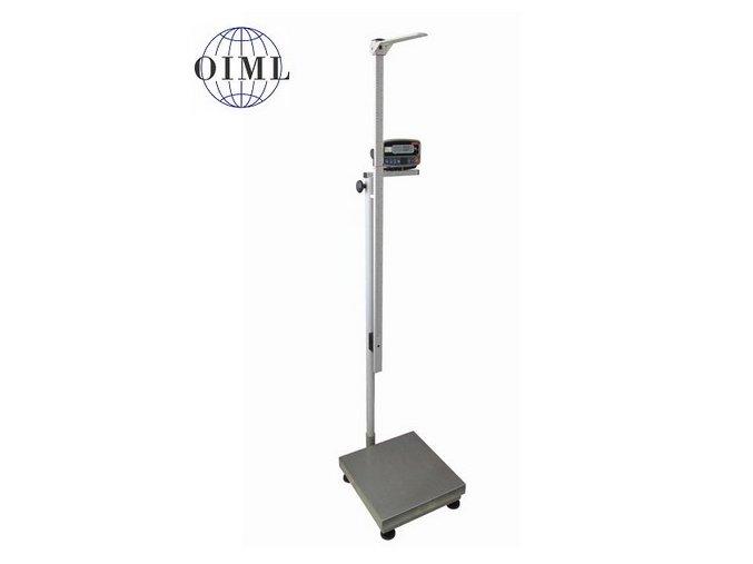 LESAK 1T4040LOV150RWP-BASIC, 150;300kg/50;100g (1 Váha bez ověření)