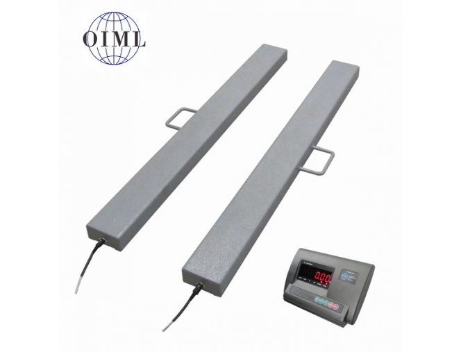 LESAK 4TVLL1250A12, 1,5t/0,5kg, 120mmx1250mm, lak (1 Váha bez ověření)