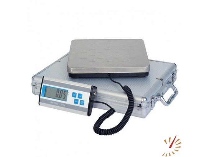 LESAK HCG-K, 120kg, 270mmx270mm, balíková váha