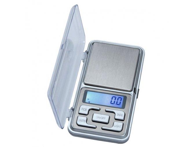 LESAK P058/500, 500g/0,1g, 50mmx55mm  Velmi kompaktní kapesní váha