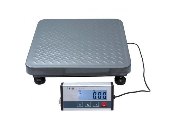 LESAK PS-B, 150kg, 350mmx350mm  Balíková váha nejen do skladu