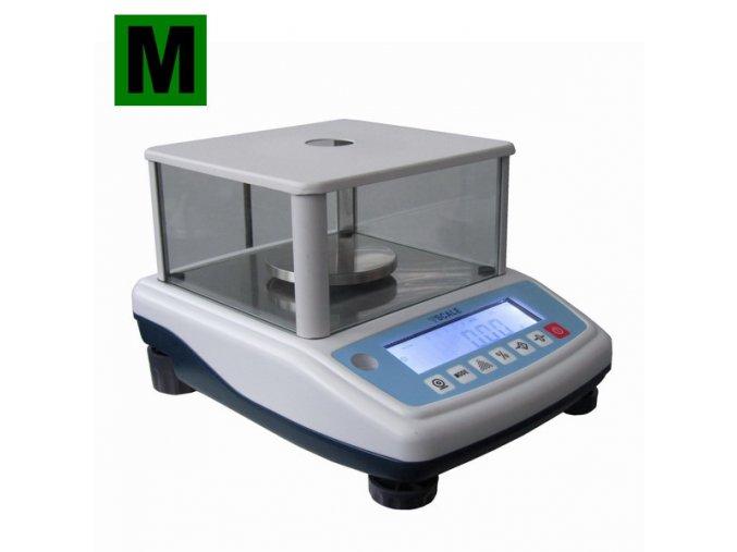 TSCALE NHB600M, 600g/0,01g, 120mm