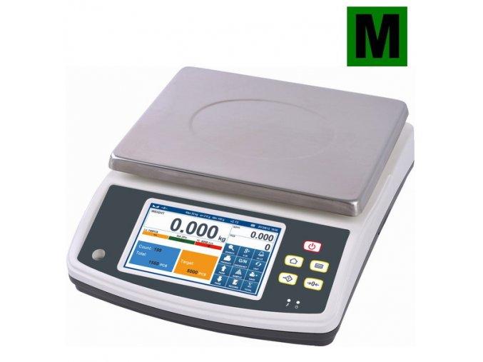 TSCALE Q7-40, 6;15kg/2;5g, 230mmx300mm