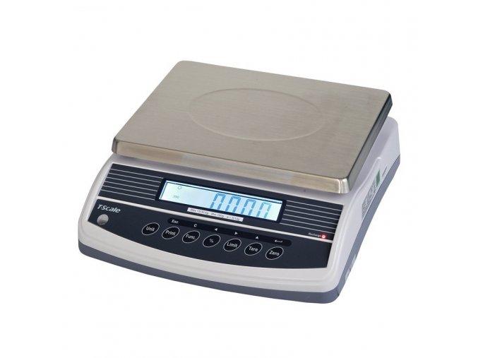 TSCALE QHW++3k, 3kg/0,02g, 300mmx230mm